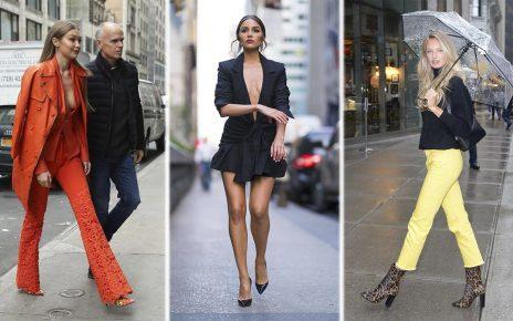 Esta es la primavera de la moda en el mundo