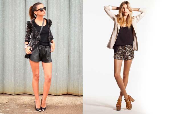 ¿Los shorts siguen de moda?