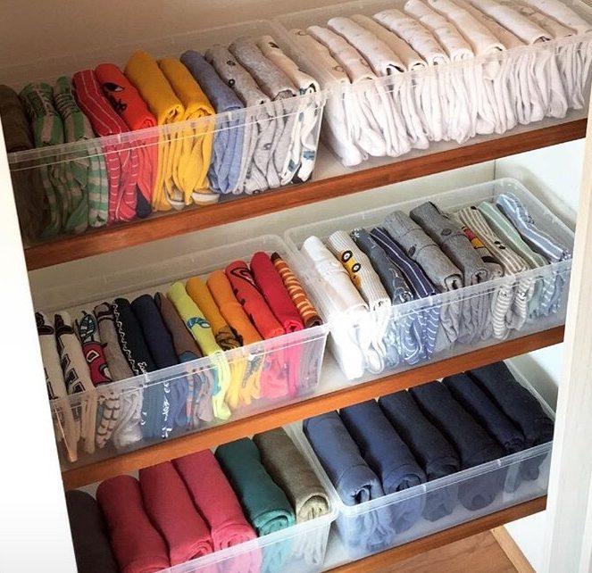 ordenar tu ropa metodo marie kondo
