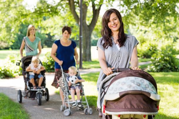 Elegir la mejor carriola ligera para niños pequeños