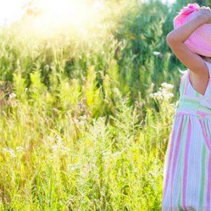 Cómo elegir vestidos para niñas bonitos