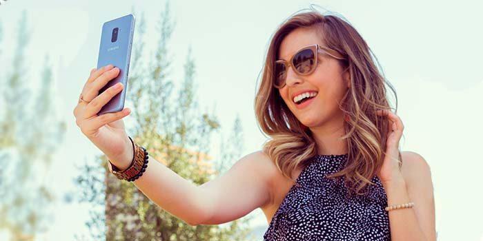 como tomarse la selfie perfecta