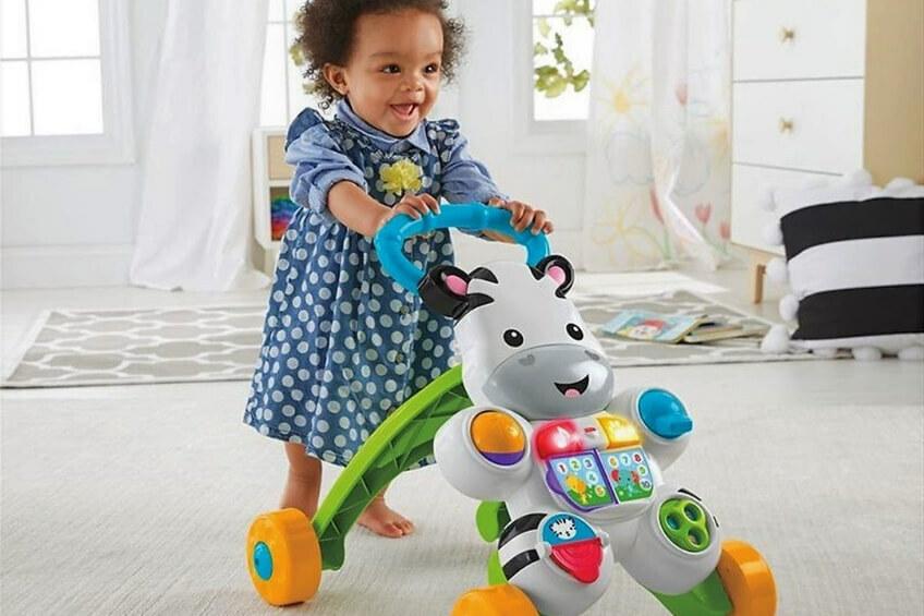 Andaderas para bebé ¡elige la correcta!