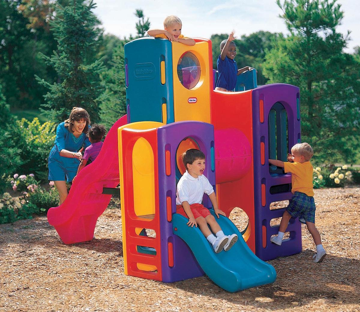 Juguetes al aire libre para niños