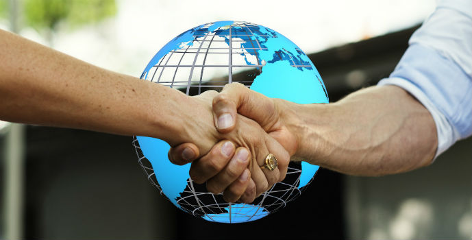 Listo para enviar paquetes internacionales desde tu negocio virtual